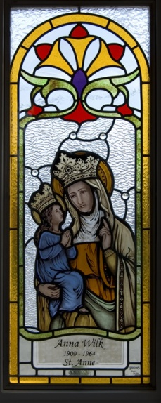 St. Anne & The Virgin Mary • 2008 • Brantford, ON, Canada